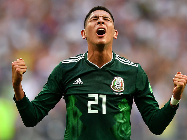 Mexico Stuns Germany In 1-0 World Cup Victory