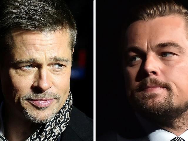 Brad Pitt reveals Leonardo DiCaprio's 'confusing' nickname for him