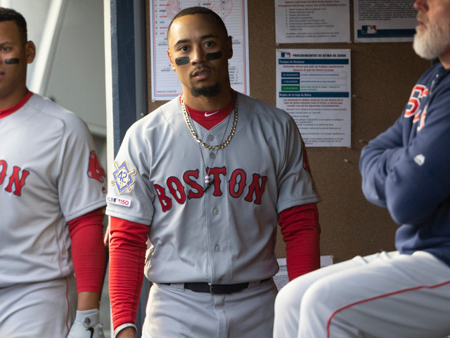 MLBPA irate over delays holding up Mookie Betts blockbuster trade