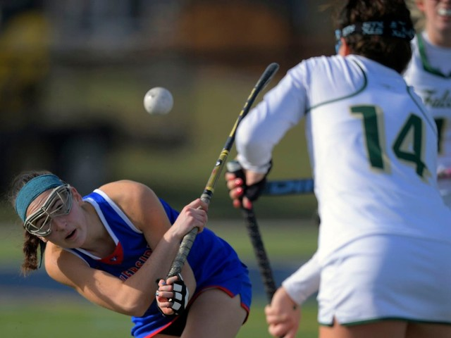 Riverside field hockey's undefeated run ends in state semifinals with 2-1 loss to Cox