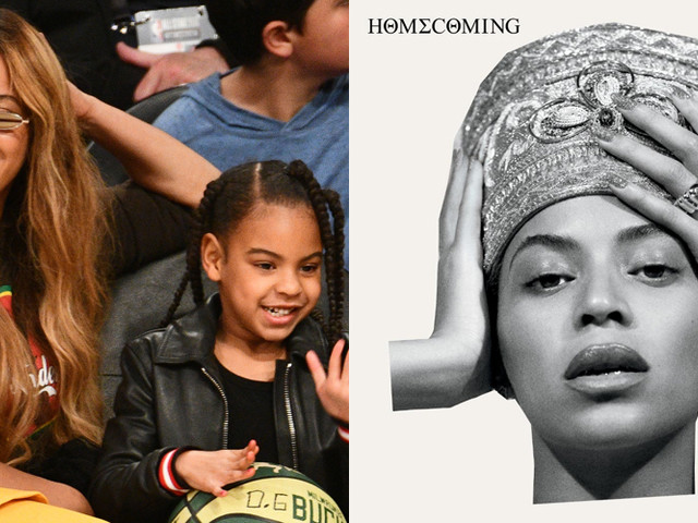 Blue Ivy Carter Sings on Beyonce's New Live Album - Listen Now