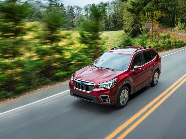 2019 Subaru Forester: Playing to Its Base – Official Photos and Info