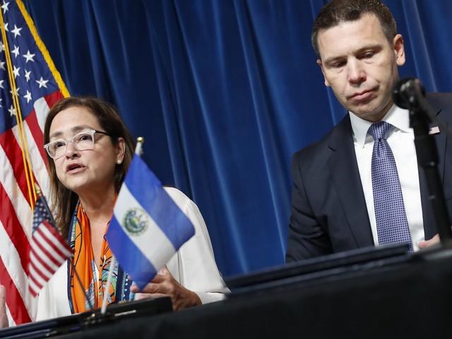 Trump admin. reaches asylum deal with El Salvador