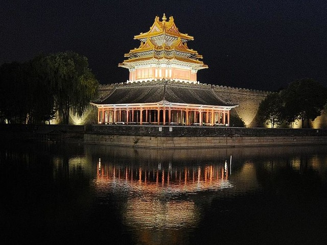 For the first time in 94 years, Beijing's Forbidden City to open at night