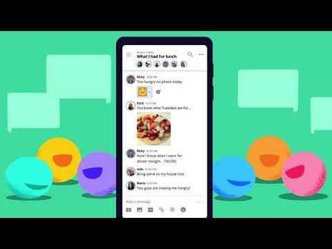 Yahoo Debuts New 'Yahoo Together' Group Messaging App