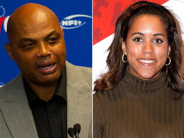 Charles Barkley told reporter: 'I don't hit women, but if I did I would hit you'