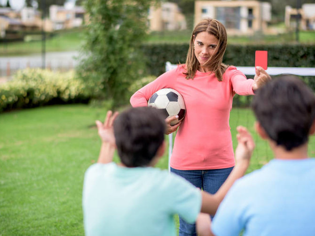 16 Unmistakable Signs You're a Sports Mom