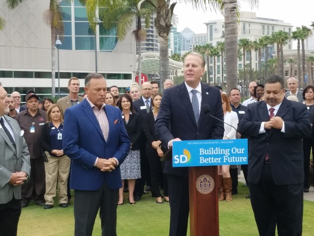 Mayor Faulconer Announces Comic-Con Will Remain in San Diego Through 2021