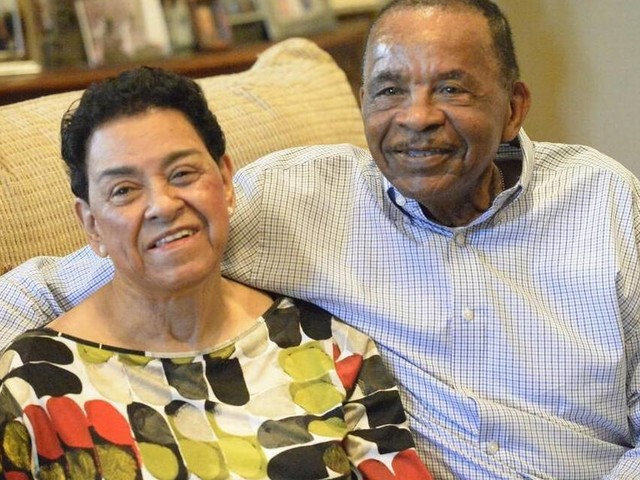 After 56 years apart, they rediscovered a love they thought was lost forever
