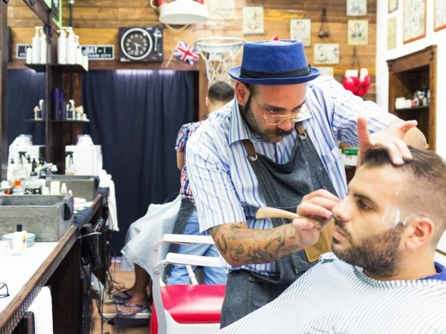 California's Attacks on the Gig Economy End Up Hurting Neighborhood Barbers, Tattoo Artists
