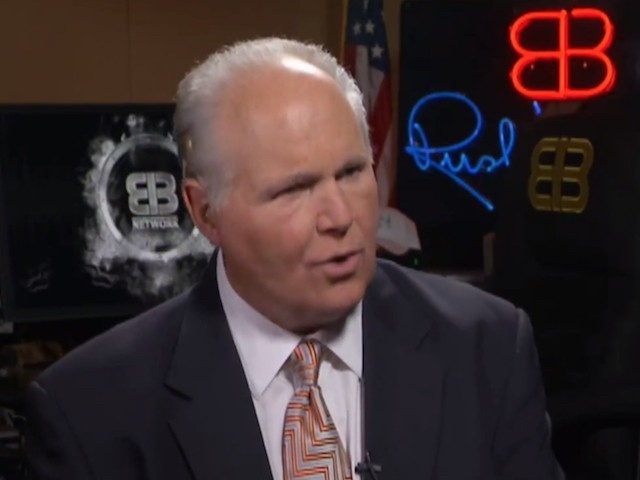 Tucker Carlson: 'We Think of Corporate Censorship as a New Phenomenon, but Rush Limbaugh Was Fighting It 30 Years Ago and Winning'