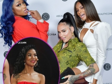 WHEN BADDIES LINK UP: Ciara, Megan Thee Stallion, Kehlani & Jhene Aiko Take Over Beautycon LA
