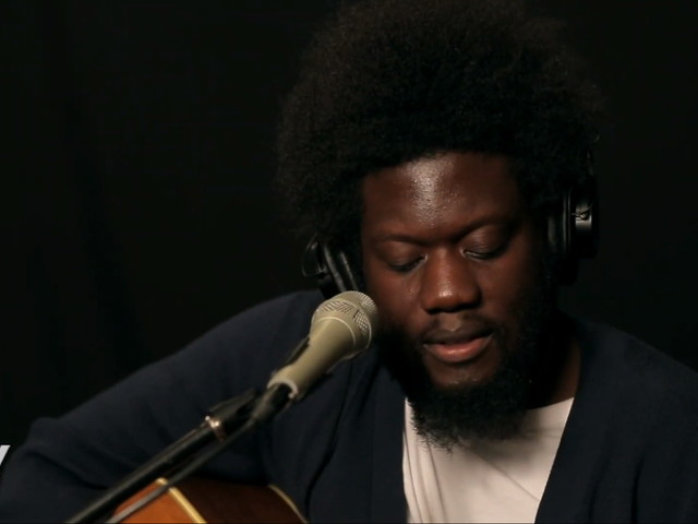 Michael Kiwanuka Performs For WFUV