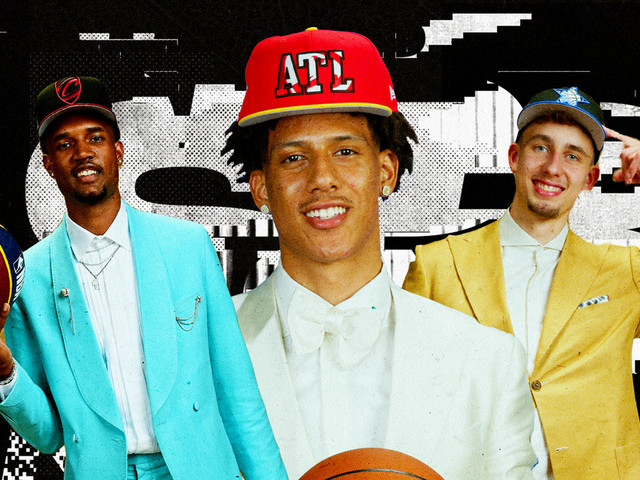 6 winners and 4 losers from the 2021 NBA Draft