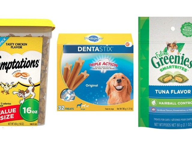 Save Up to 49% on Treats for Pets – Greenies, Temptations and More!