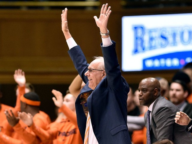 Everything you need to know from Syracuse's stunning upset of No. 1 Duke