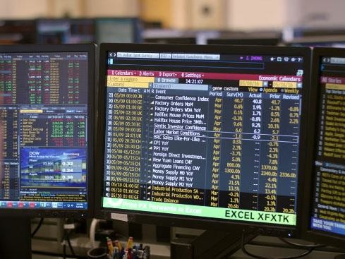 Futures Drop After Asia Slides On Rate Hike, China Fears