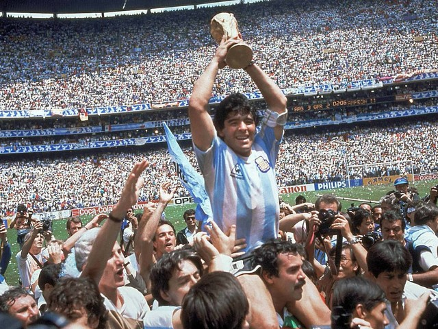 Diego Maradona, mesmerizing soccer star and Argentine legend, dies at 60