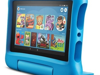 Fire 7 Kids Edition Tablet, 16 GB just $69.99 shipped!