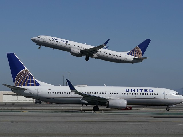 United to furlough up to 3,139 workers at San Francisco airport