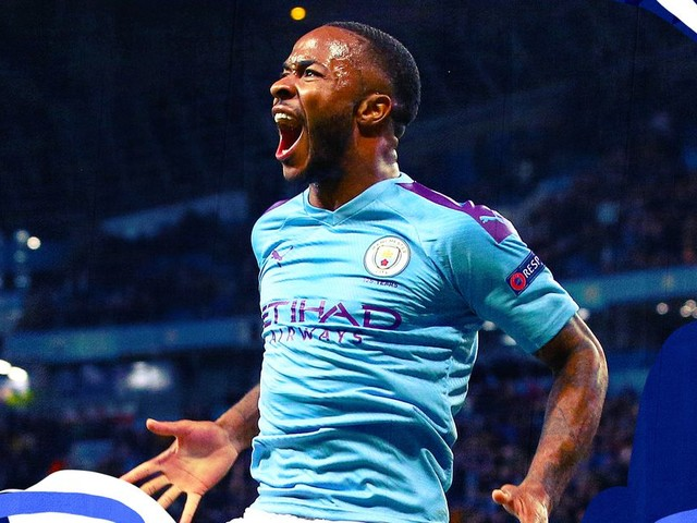 Raheem Sterling has become the star that critics said he'd never be