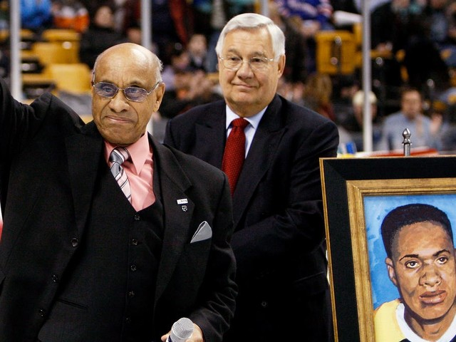 Willie O'Ree, NHL's 1st Black Hockey Player, Set to Receive Congressional Gold Medal