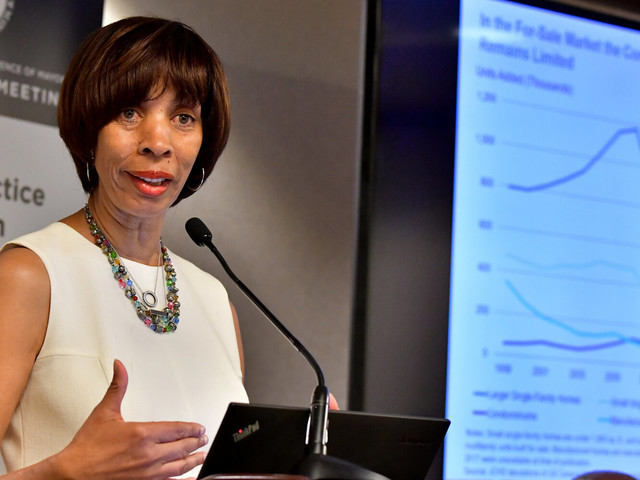 Baltimore Mayor Catherine Pugh Resigns Following Children's Book Scandal