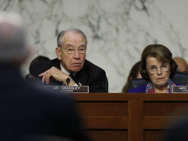 Feinstein asks Sessions about pursuing illegal 'dark web' sites, teases possible legislation