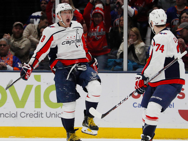 The biggest NHL storylines: Ovechkin's chase, Tortorella's magic