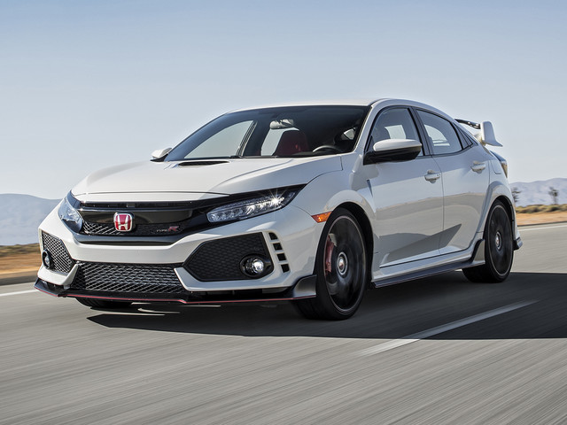Honda Civic Type R: 2018 Motor Trend Car of the Year Finalist