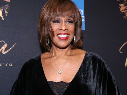 'Fatter Than I've Been In A Long Time': Gayle King Shows Off Quarantine Weight Gain