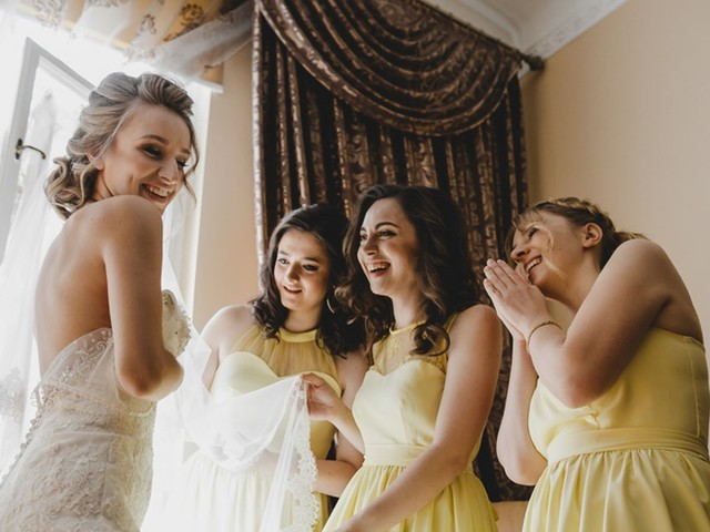 What I Wish I Knew Being A Bridesmaid For The First Time
