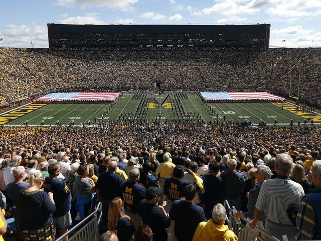 Return of campus workouts means a ray of hope for college football