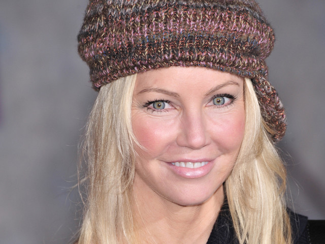 Heather Locklear Completes Court-Ordered Treatment