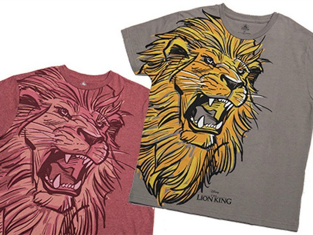 New Merchandise Celebrating Disney's 'The Lion King' Available at Animal Kingdom