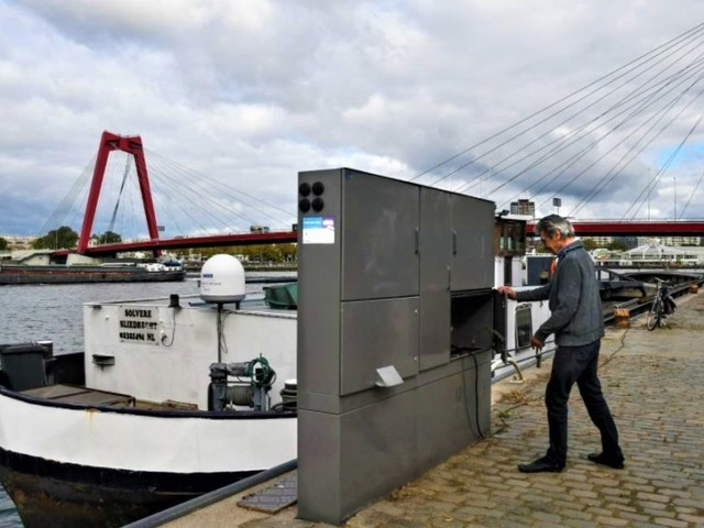 Belgian & Dutch Inland Ports Plan to Establish a Single Shore-Based Power System