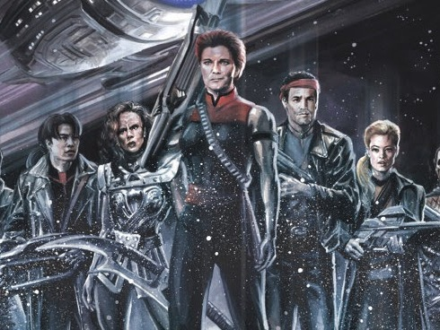 Star Trek: Voyager Returns To Comics