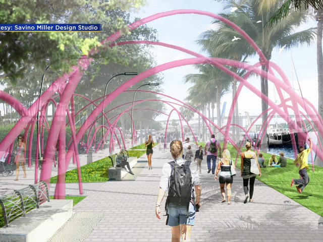 Miami Baywalk Design Guidelines Approved