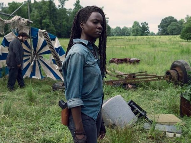 Danai Gurira Is Leaving The Walking Dead