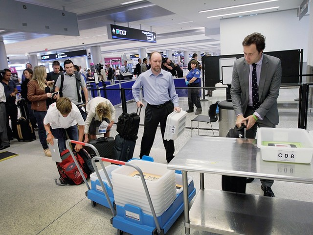 TSA to Get a Proposed $7.9 Billion in Funding