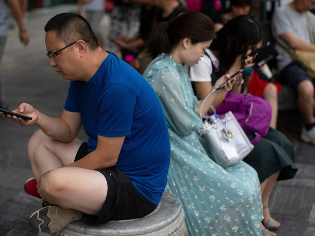 Chinese Citizens Must Scan Their Faces to Register for New Mobile-Phone Service