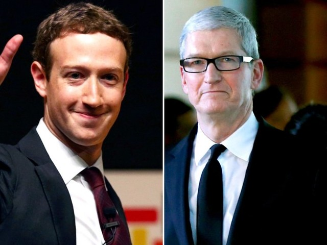 Facebook just launched the latest strike in its 15-month cold war with Apple (FB, AAPL)
