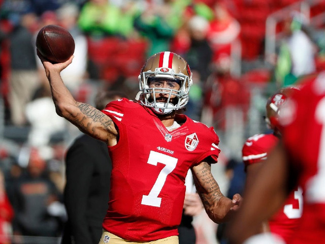 Colin Kaepernick's NFL workout shaping up to be the non-event of the season