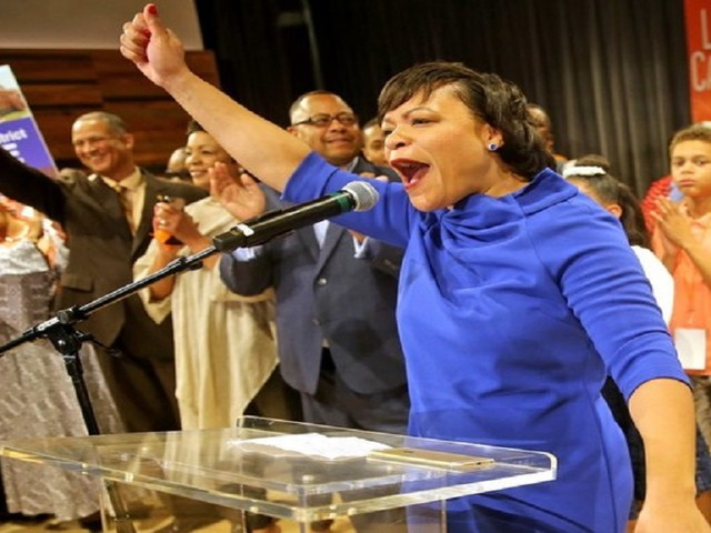 Congratulations! LaToya Cantrell Is New Orleans' First Female Mayor
