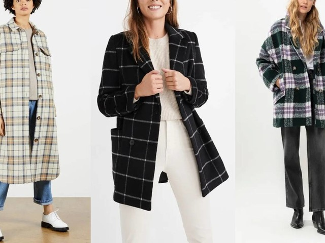 Item of the week: the checked coat