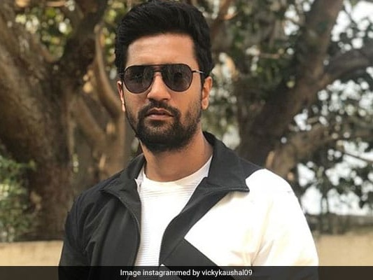 Vicky Kaushal Fractures Cheekbone Shooting For Horror Film