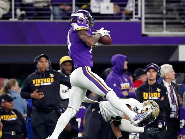 Vikings' 2020 training camp preview: Receivers and tight ends
