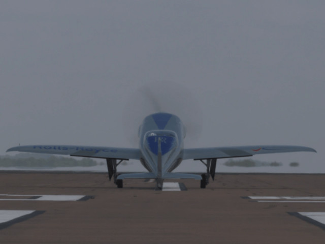 Maiden Flight (Vimeo) for Rolls-Royce's All-Electric 'Spirit of Innovation' Takes to the Skies for the 1st Time