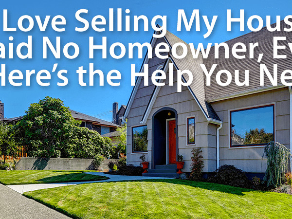 Selling a house without the hassle: full-service home prep available