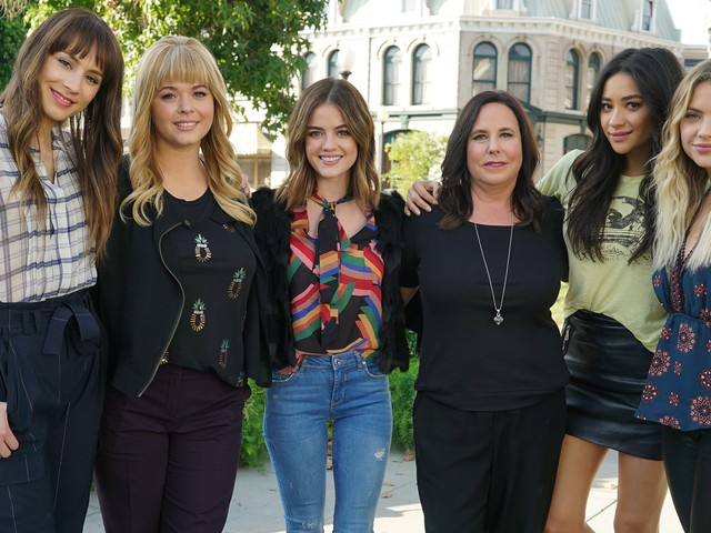 We Found Out Who Pretty Little Liars Almost Killed Off — & More Juicy Finale Secrets